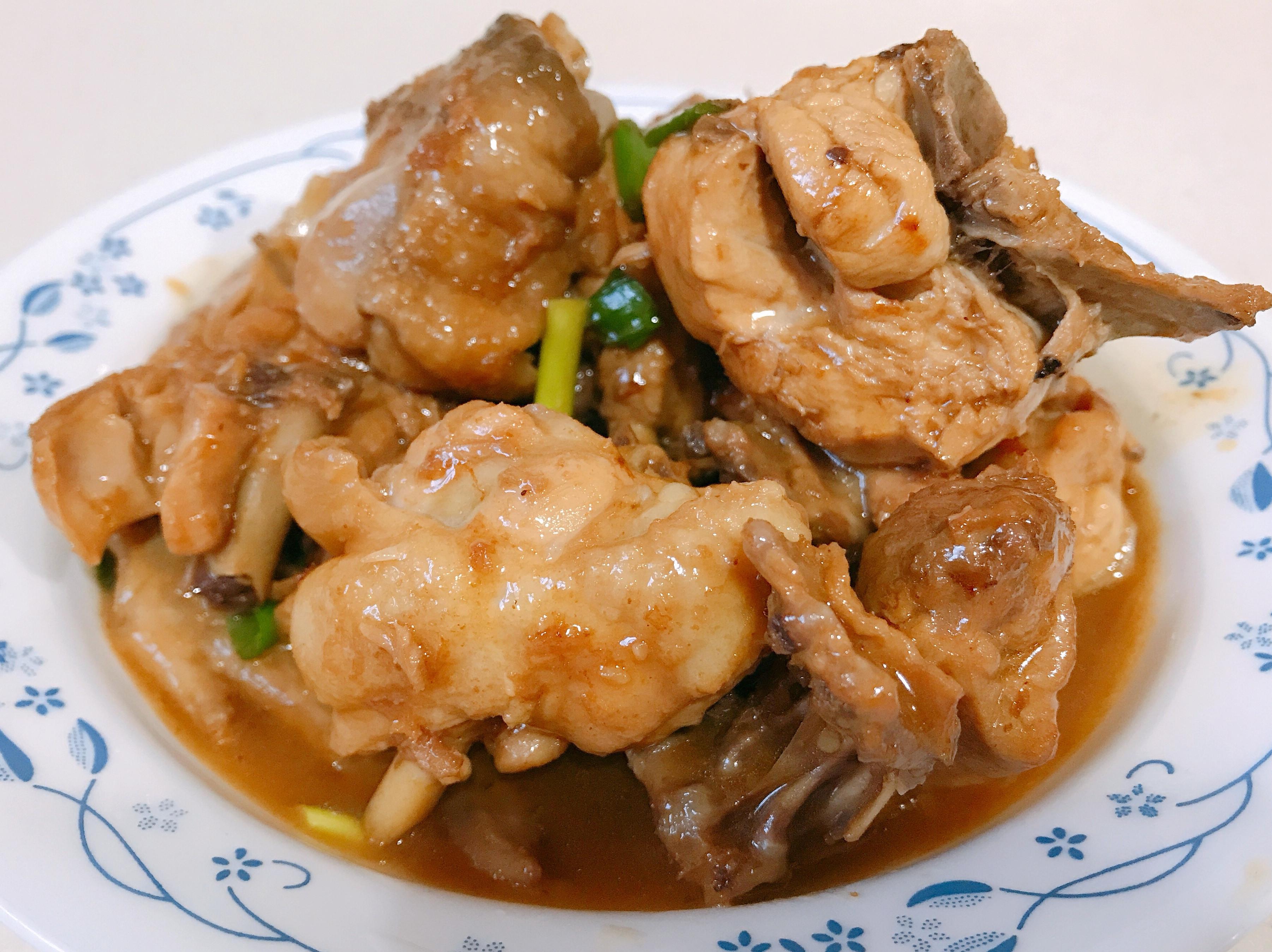 超下飯🍚家傳紅燒雞