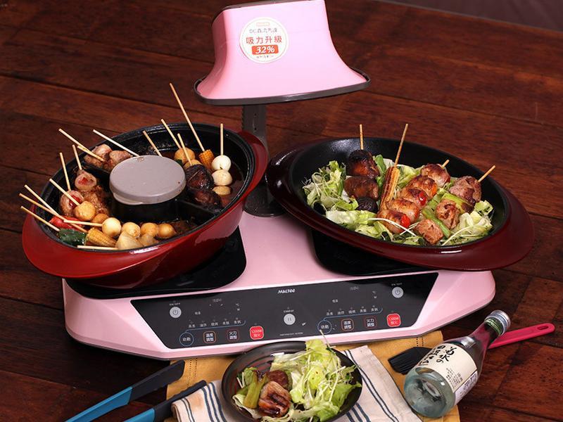 【摩堤_神氣鍋料理】麻辣燙×關東煮×燒肉