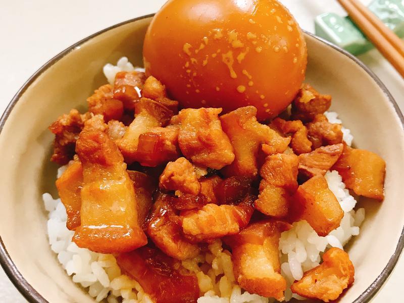 超簡單 大同電鍋 滷肉飯 魯肉飯 滷肉燥