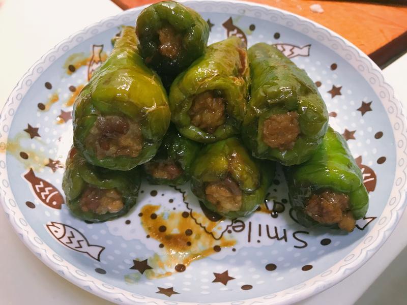 青龍辣椒肉(不辣)🐉