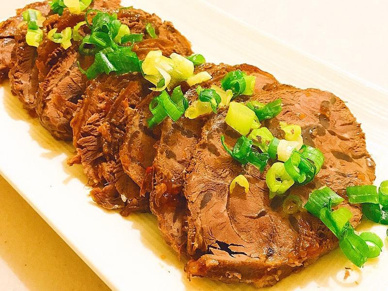 一定被稱讚 超簡單 滷牛腱 紅燒牛肉麵
