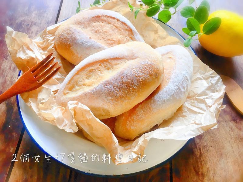 蜂蜜檸檬優格麵包