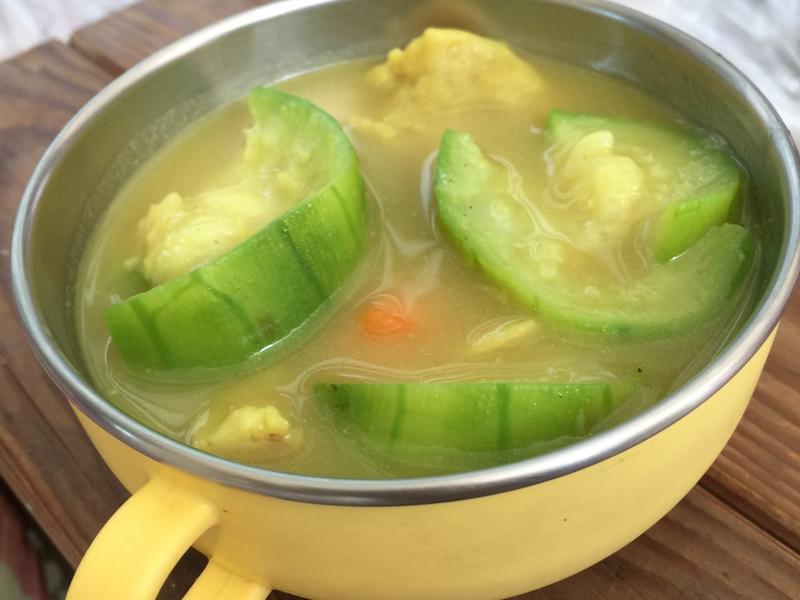 咖喱麵疙瘩之咖喱湯