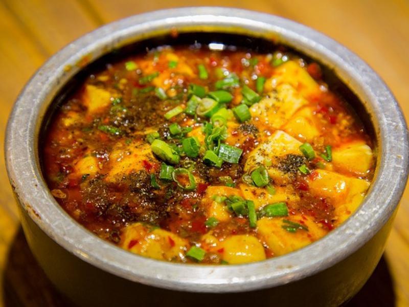日式麻婆豆腐Mapo tofu