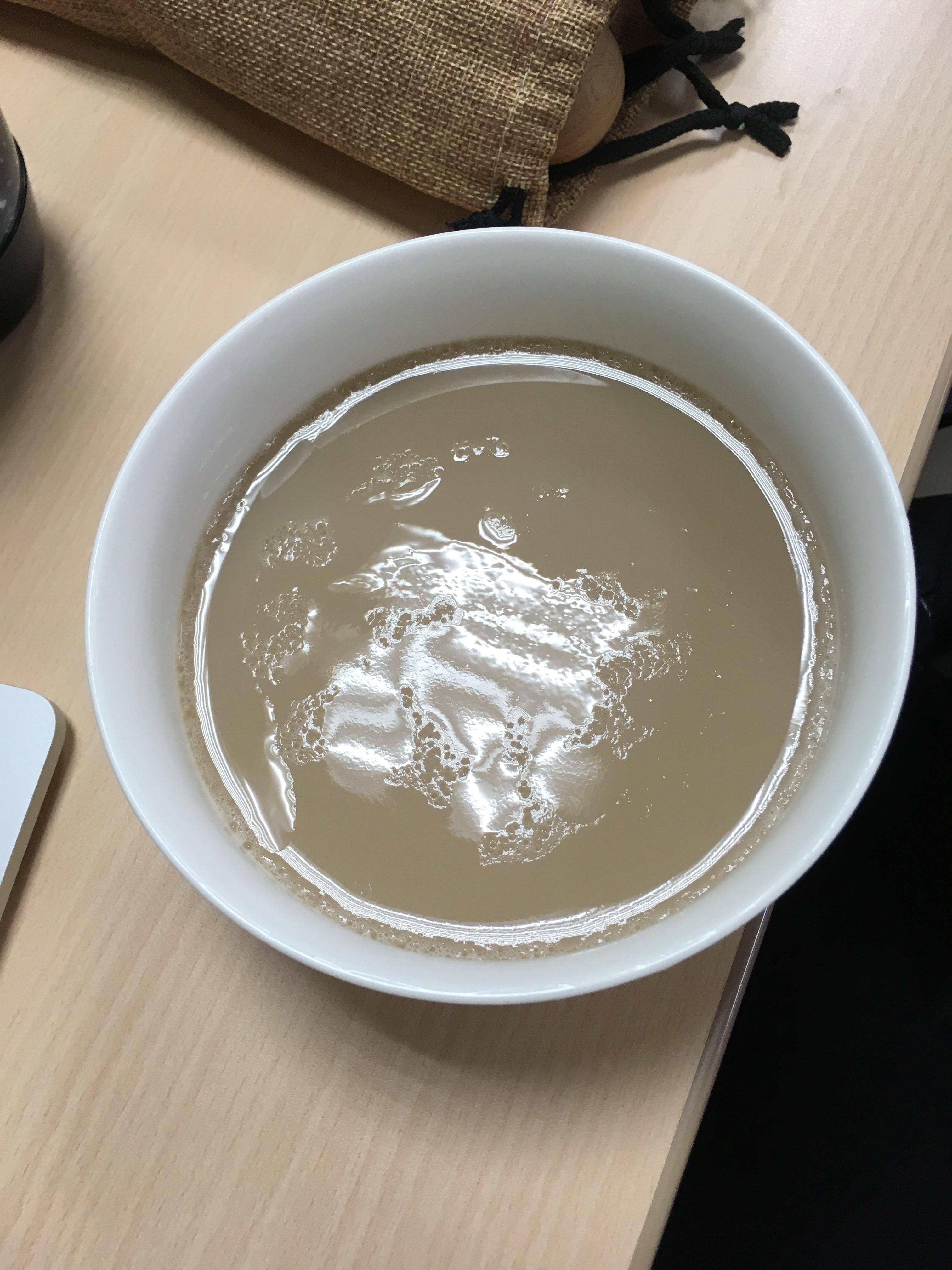 拿鐵口味乳清蛋白果凍