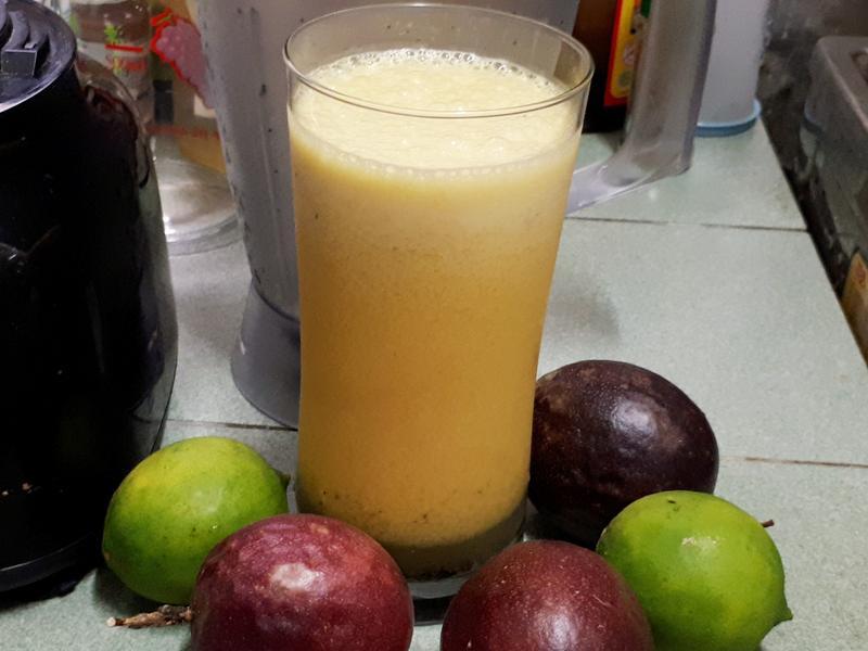 百香果蜂蜜檸檬汁