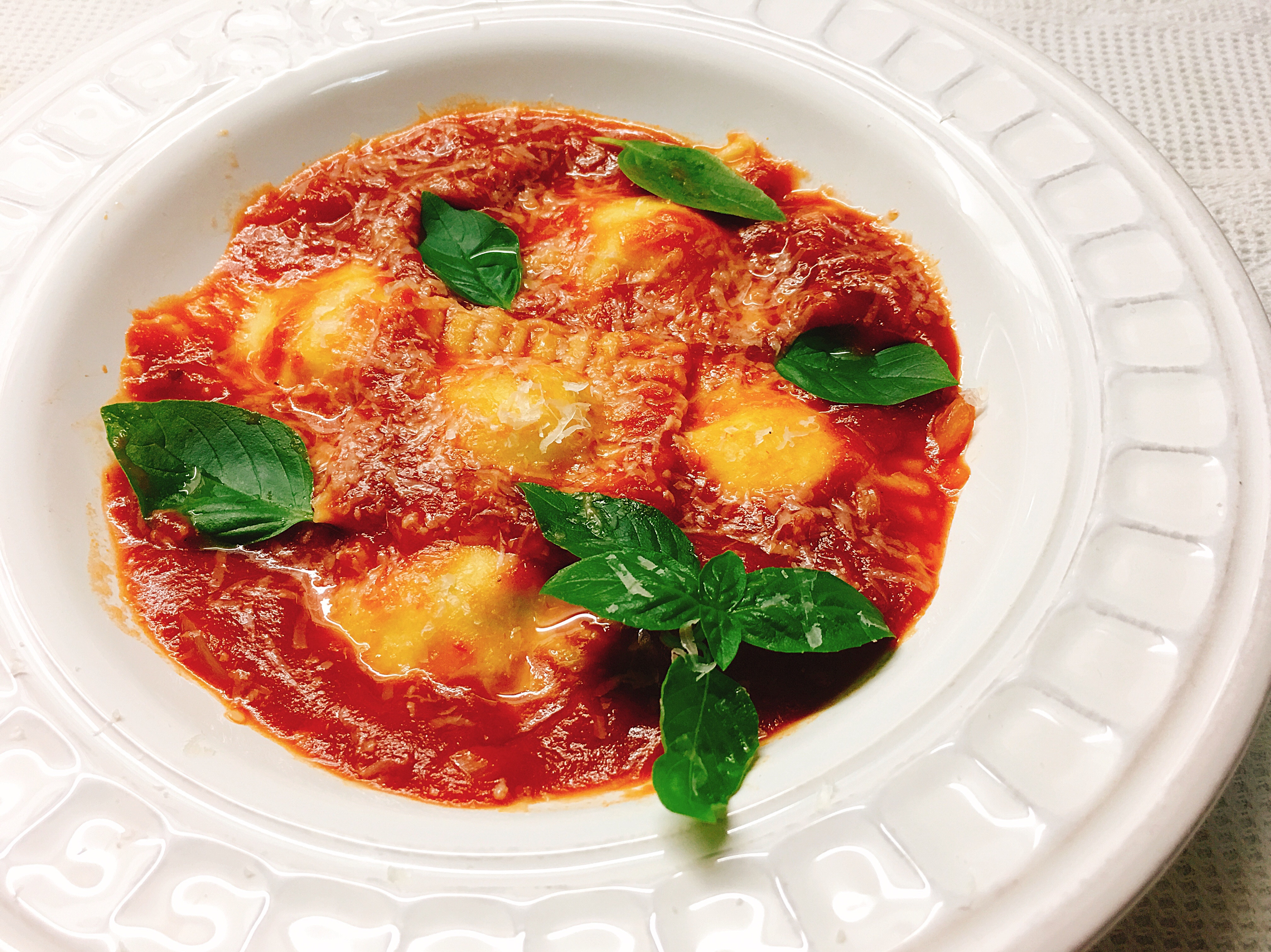 🇮🇪Ravioli 自製義大利小方餃