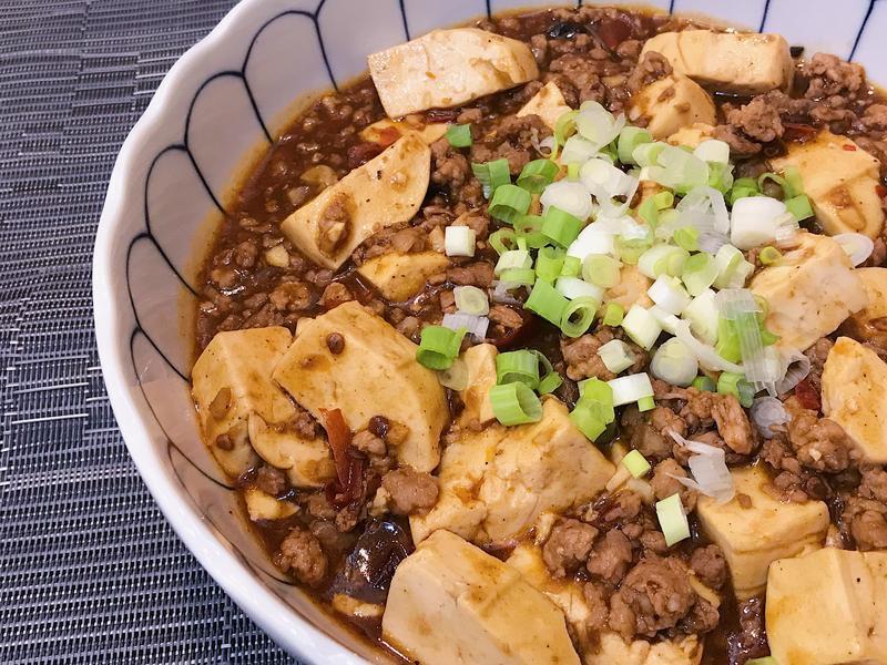 麻婆豆腐~超香超好吃又下飯!