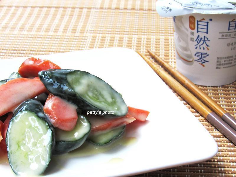 味噌優格泡菜