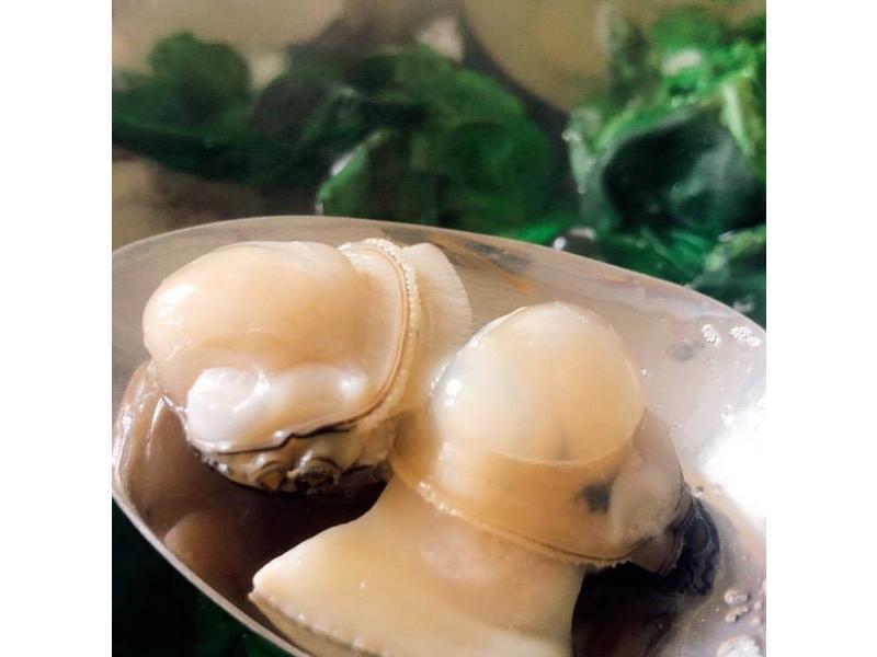 鮮嫩蛤蜊湯