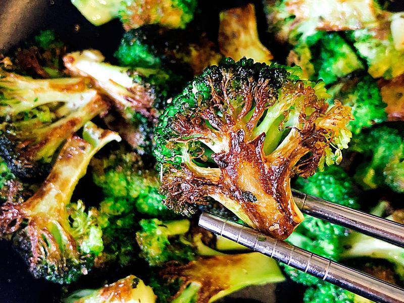 香酥花椰菜 煎花椰菜