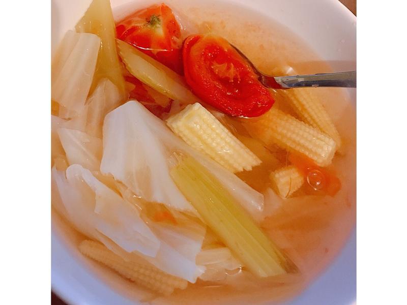 排毒蔬菜湯ψ(`∇´)ψ