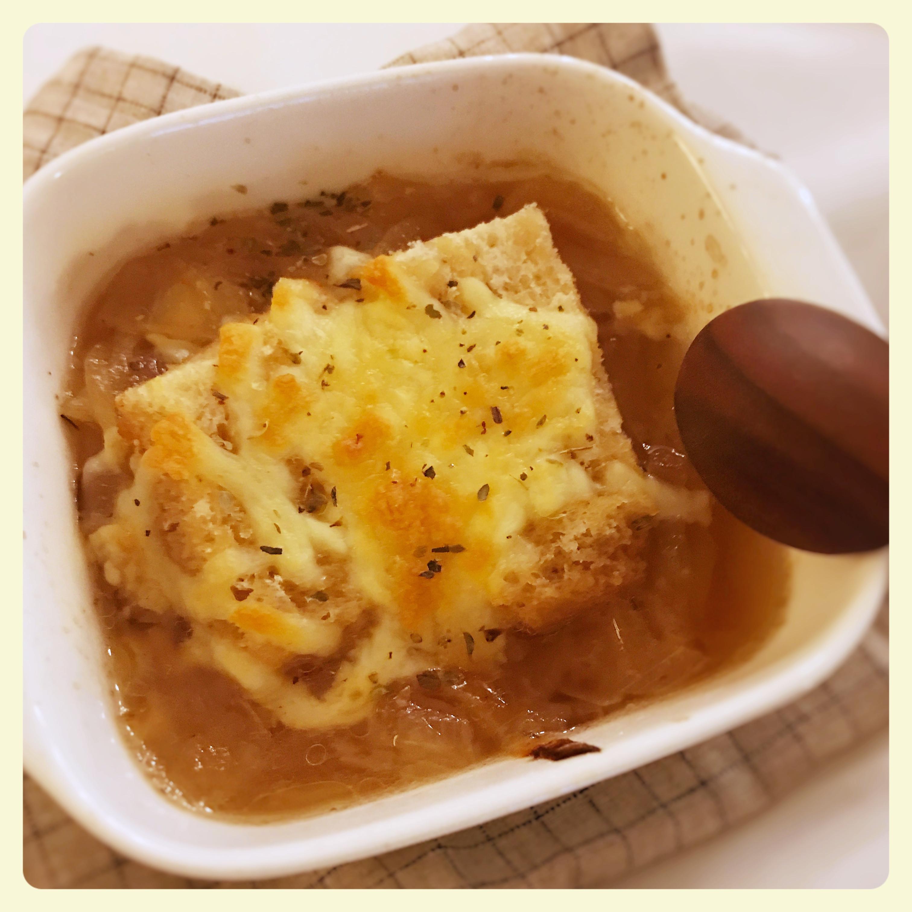 20分鐘法式洋蔥湯