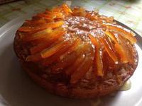 蜜漬橙皮蛋糕