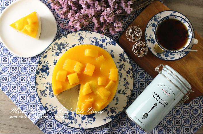 芒果生乳酪蛋糕