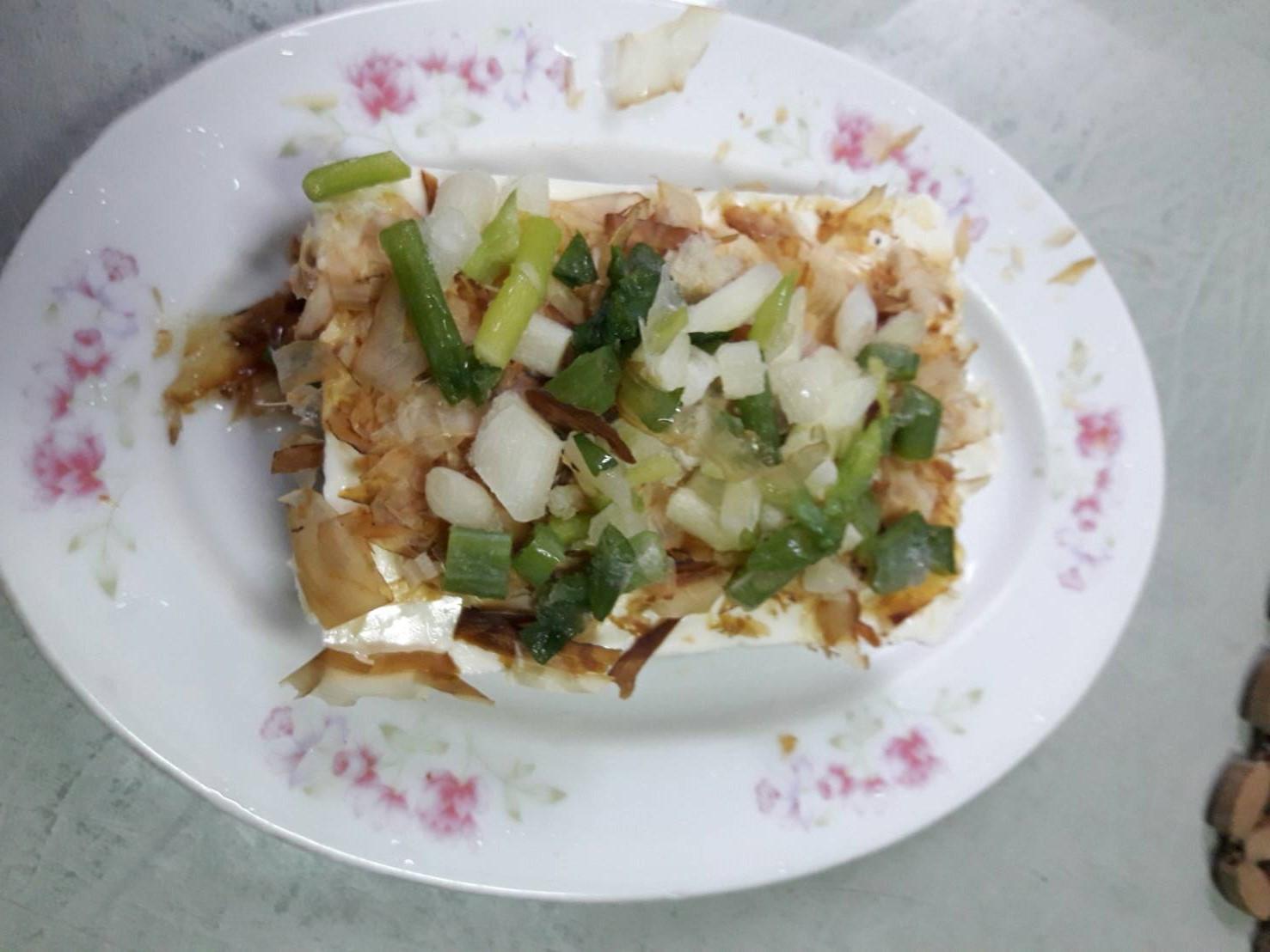 花生芙蓉涼豆腐(素食可食)