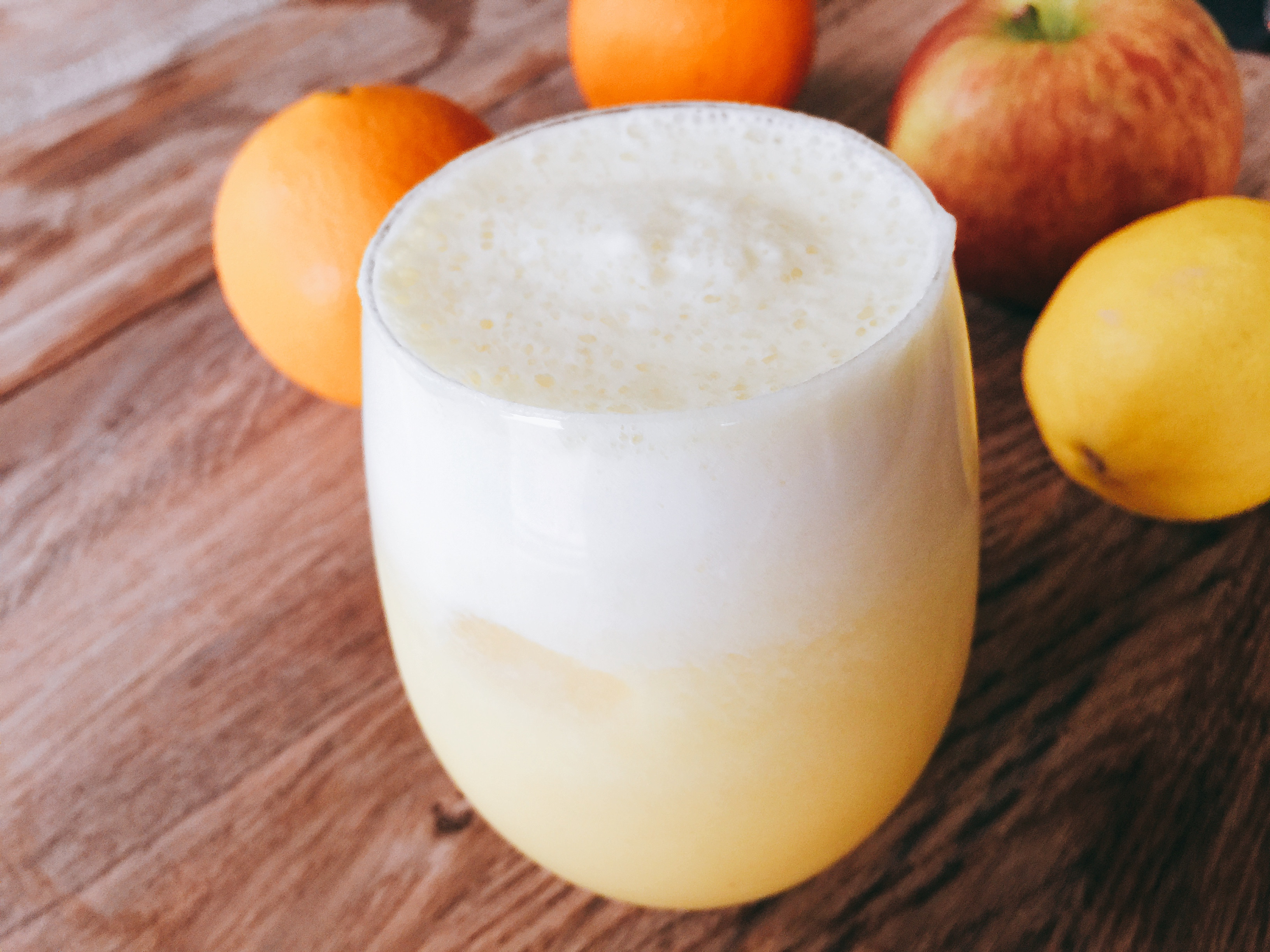 熱帶綜合果汁【好偏心果汁機】