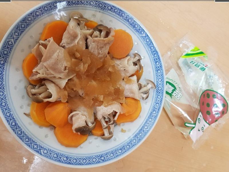 飽足感鴻喜菇豬肉捲 (好菇道親子食光)