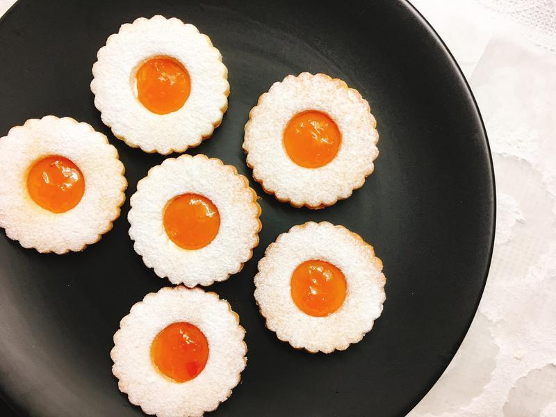 Sablés 沙布列杏桃酥餅