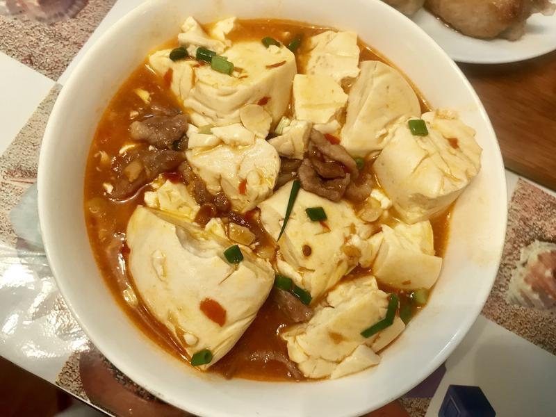 麻婆豆腐-不敗家常菜版