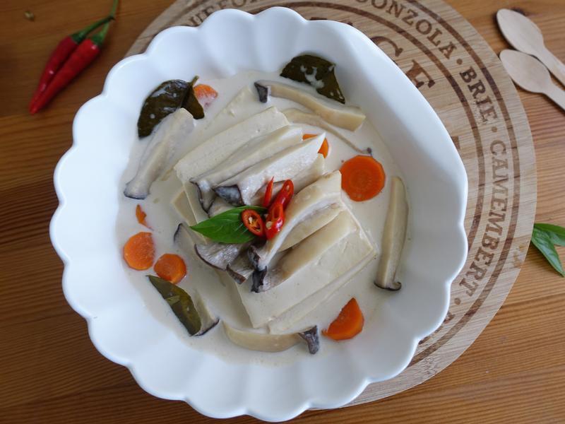 泰式椰香豆腐
