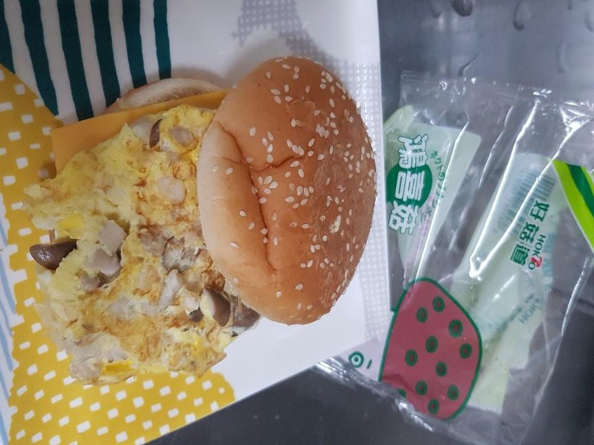 鴻喜菇蛋堡(好菇道親子食光)