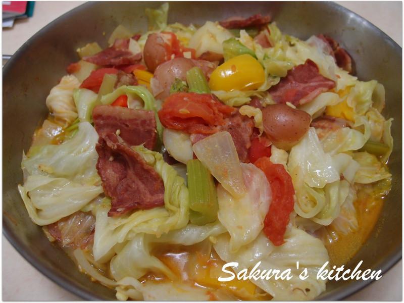 ♥我的手作料理♥歐式燉菜