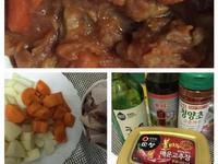 韓式辣焗雞