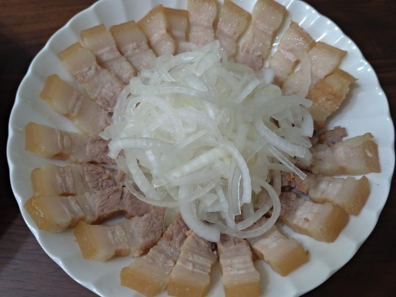 我家男人會下廚之韓式白切肉