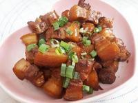 紅燒肉(控肉)