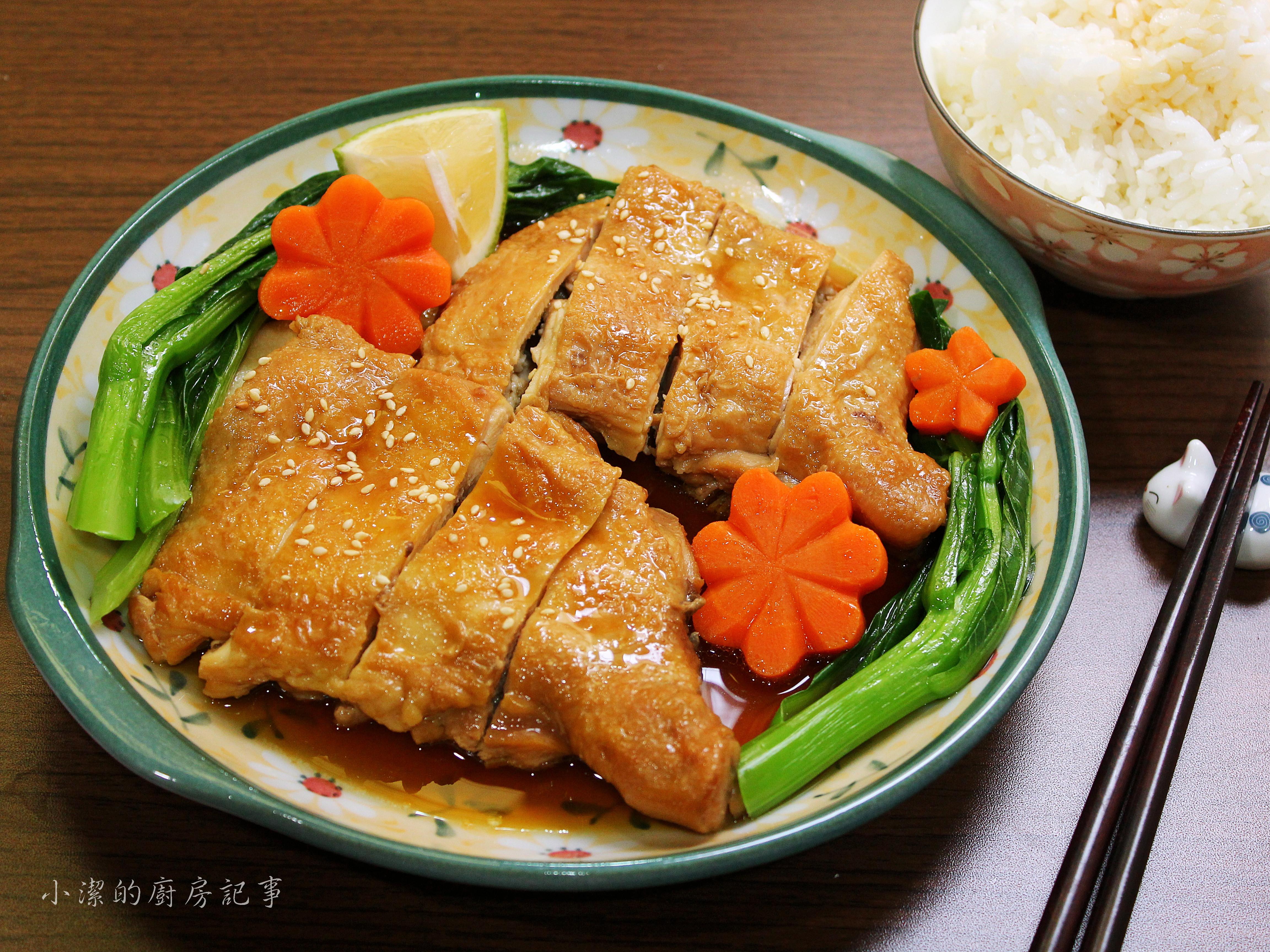 蜜汁雞【電子鍋料理】