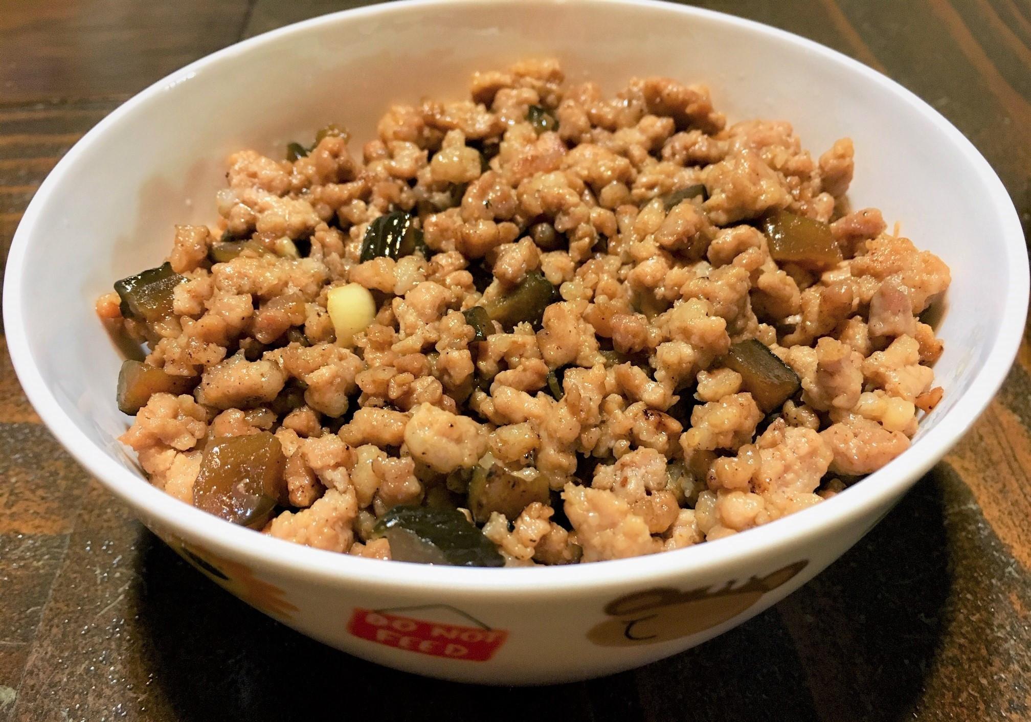 【便當菜】蒜香瓜仔肉