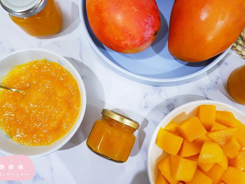 【甜點】芒果果醬