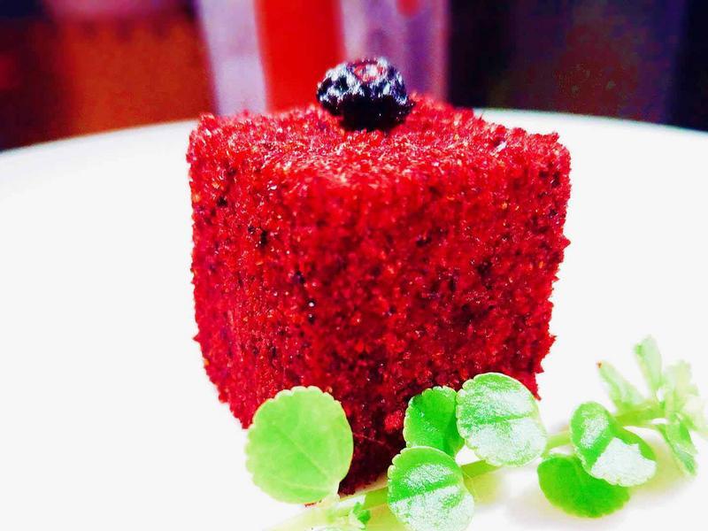 教你做雪花糕,蔓越莓的風味,只有這裡有!