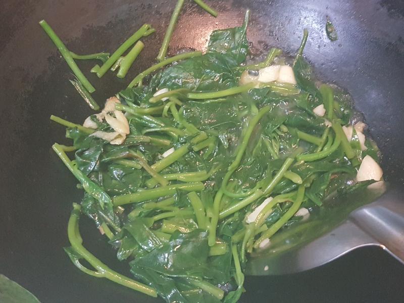 清炒煮皇宮菜