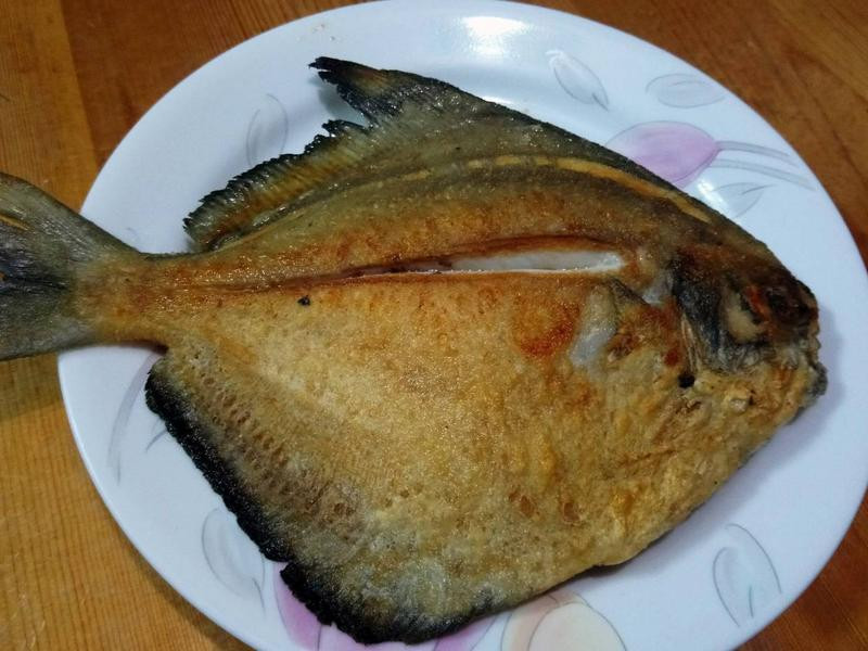 煎出一條漂亮的魚