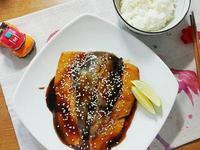 蒲燒虱目魚