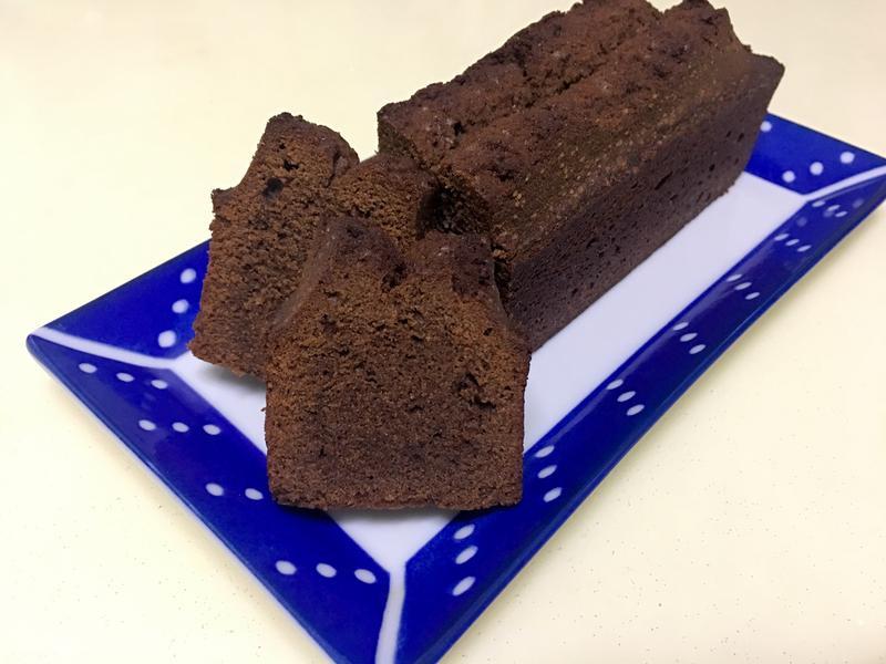 巧克力奶酒磅蛋糕