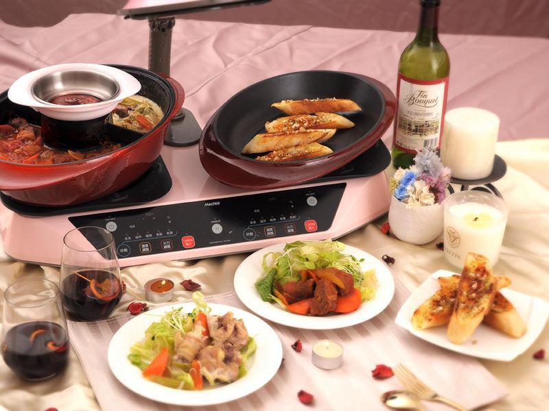 【摩堤_神氣鍋料理】紅酒燉牛肩×白酒燉雞