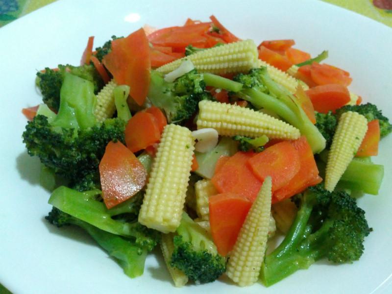 愛烹飪。黃綠紅系列