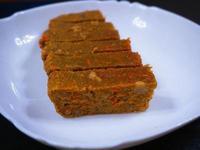 紅蘿蔔蛋糕 (減油、減糖)