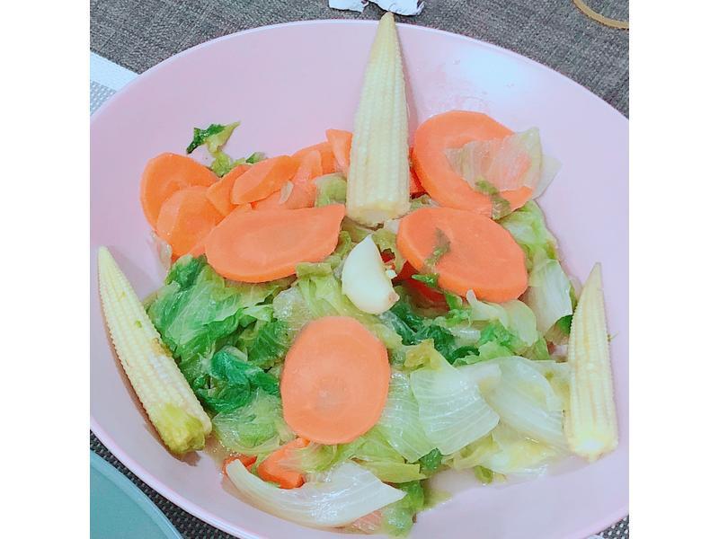 營養青菜巧搭配