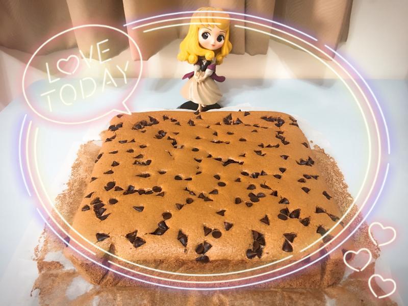 巧克豆蛋糕
