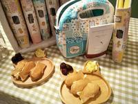 (小V食譜)超簡單用北海道鬆餅粉做鯛魚燒