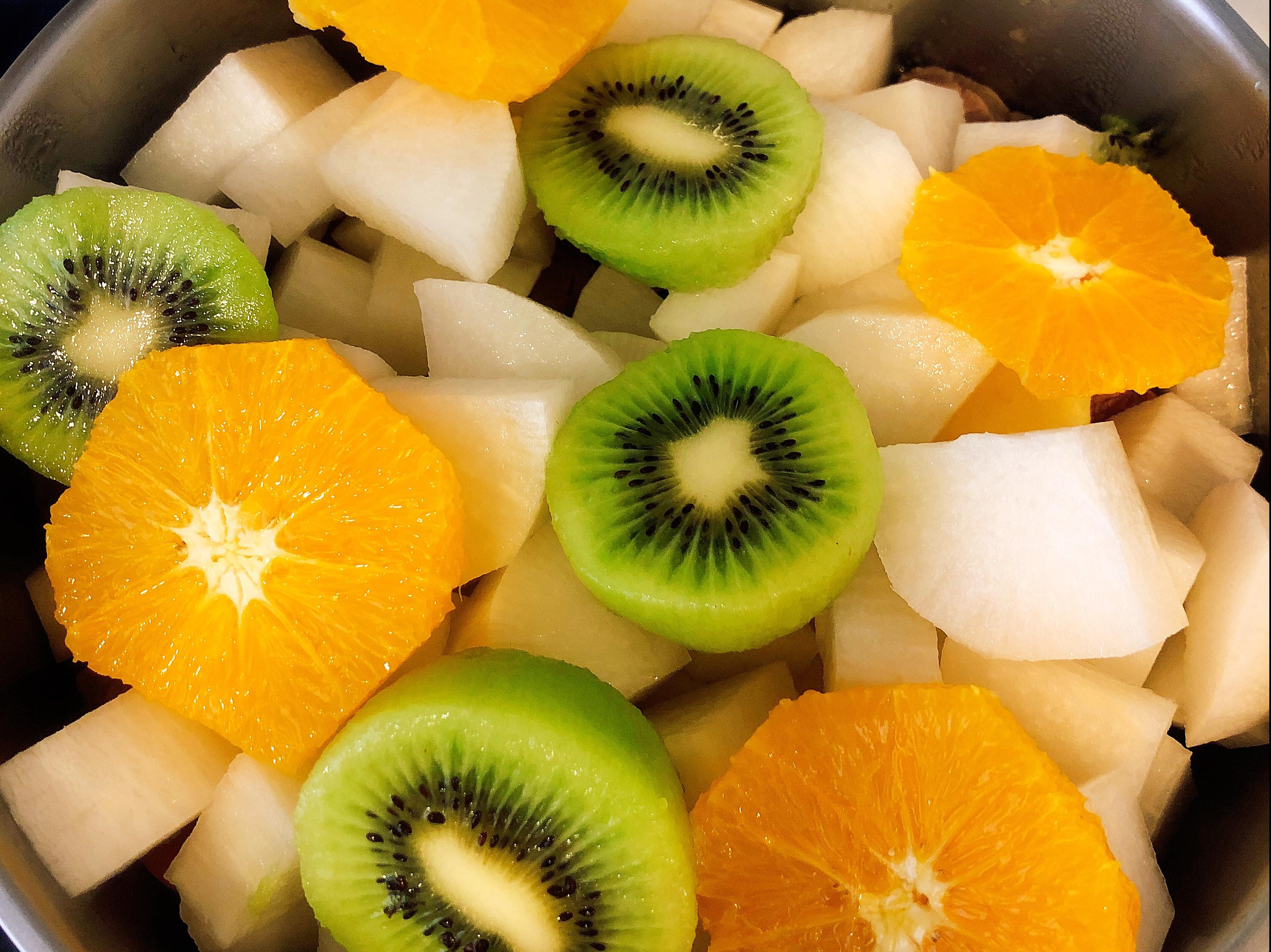 水果蔬菜燉肉