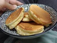 舒芙蕾 平底鍋+四種材料好簡單啊!