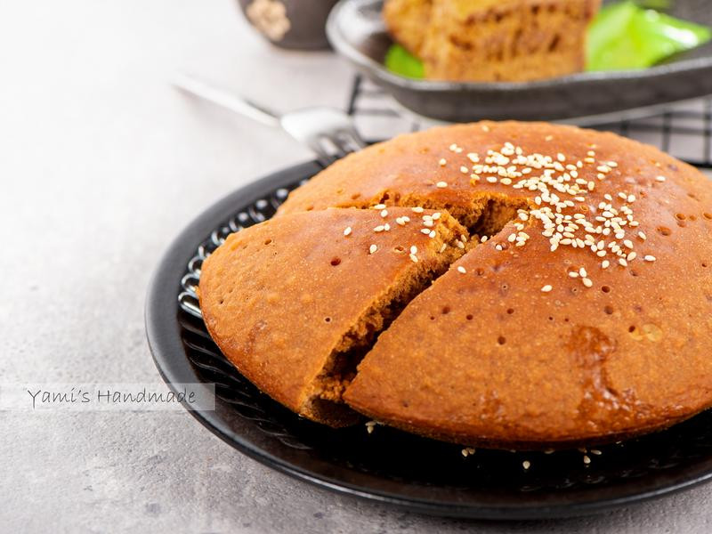 黑糖糕【傳統好味道】【電子鍋料理】