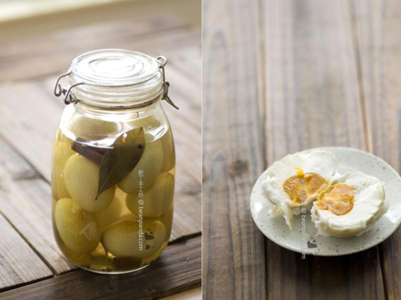 [肥丁食譜]自製鹹蛋 ~ 鹹香適中
