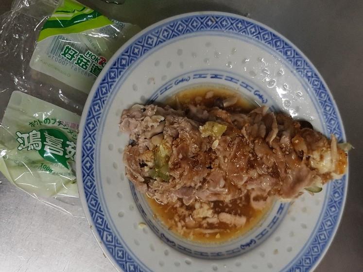 鴻喜菇豬肉捲【好菇道親子食光】
