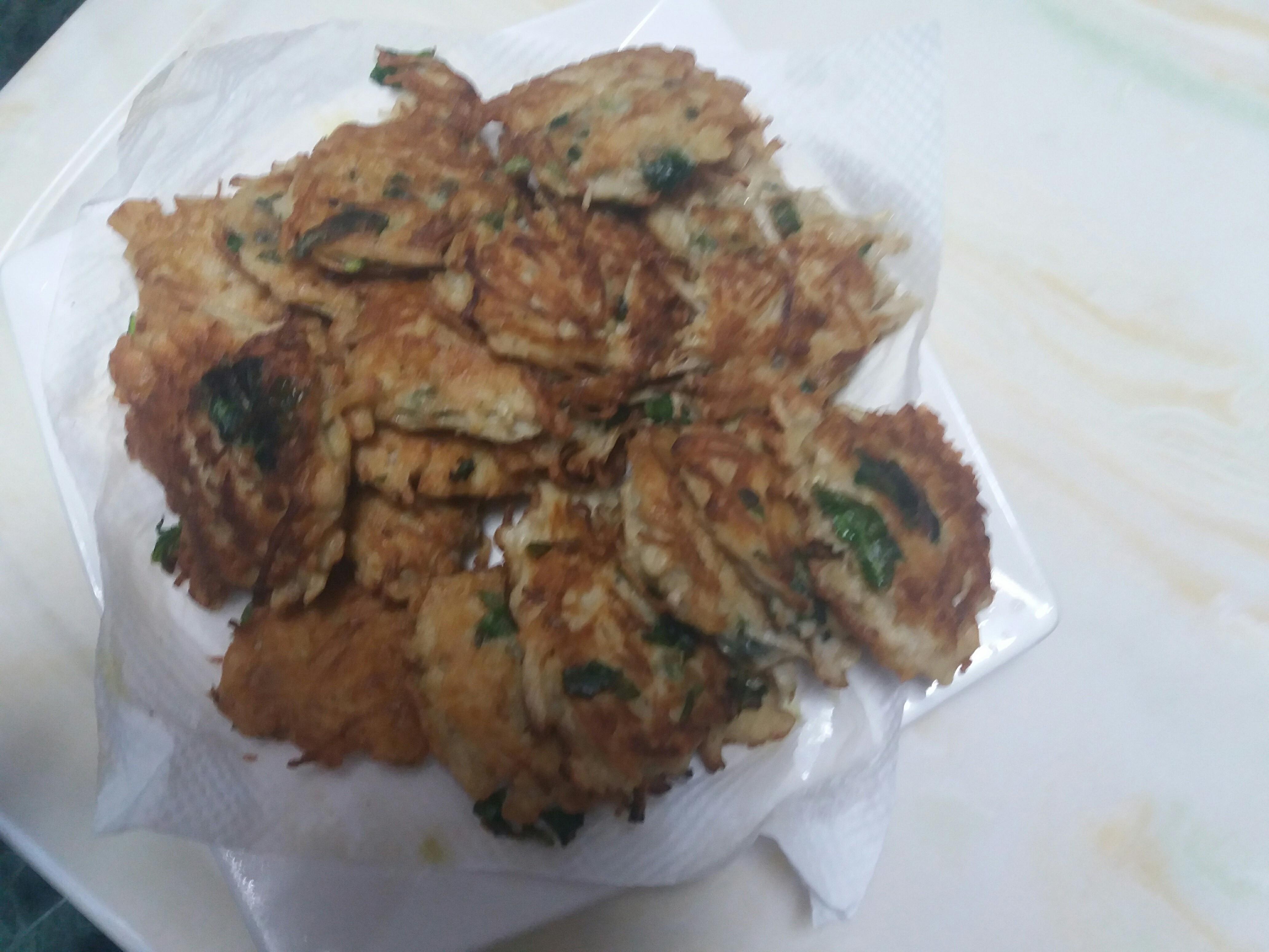 塔香🌿金針菇酥餅